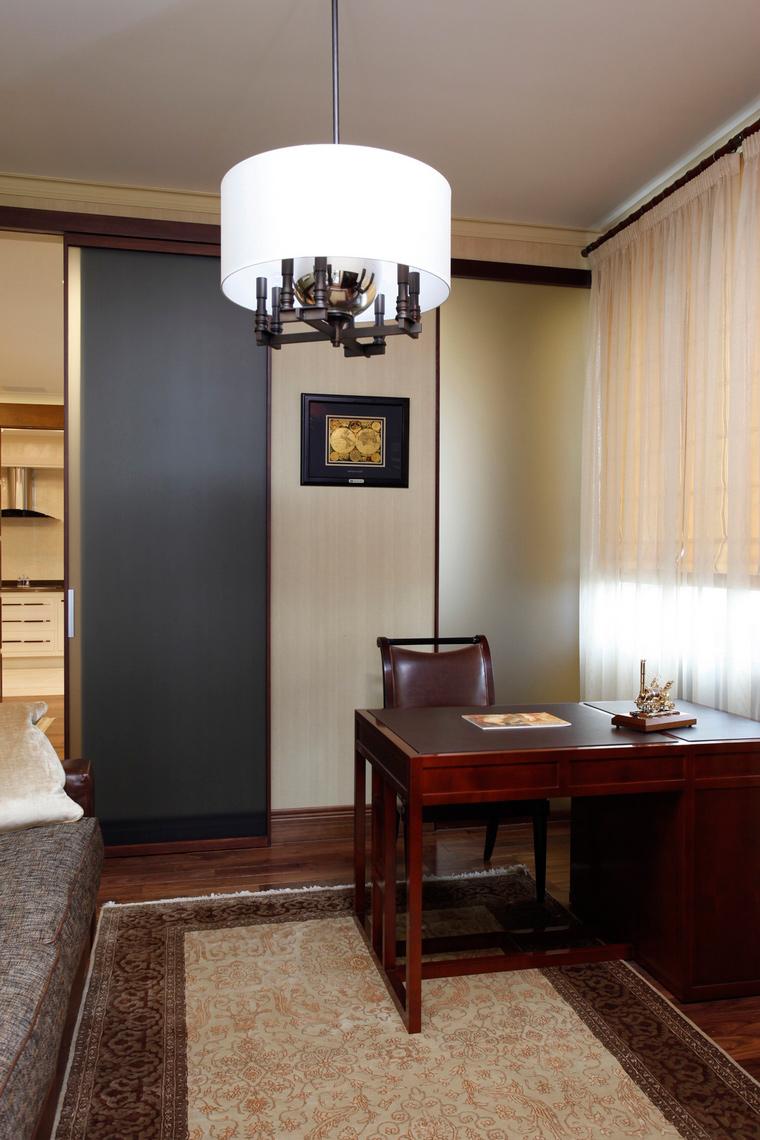 Квартира. кабинет из проекта , фото №40321