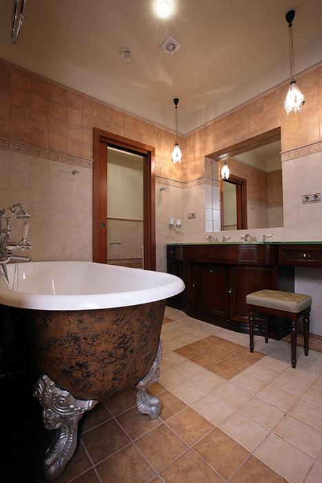 Фото № 33694 ванная  Квартира
