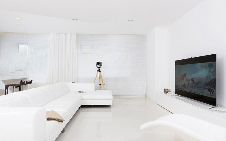 Фото № 40487 гостиная  Квартира