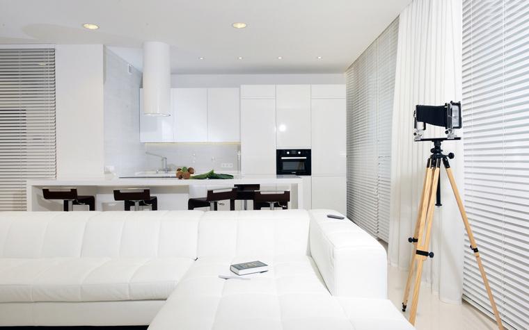 Фото № 40491 гостиная  Квартира