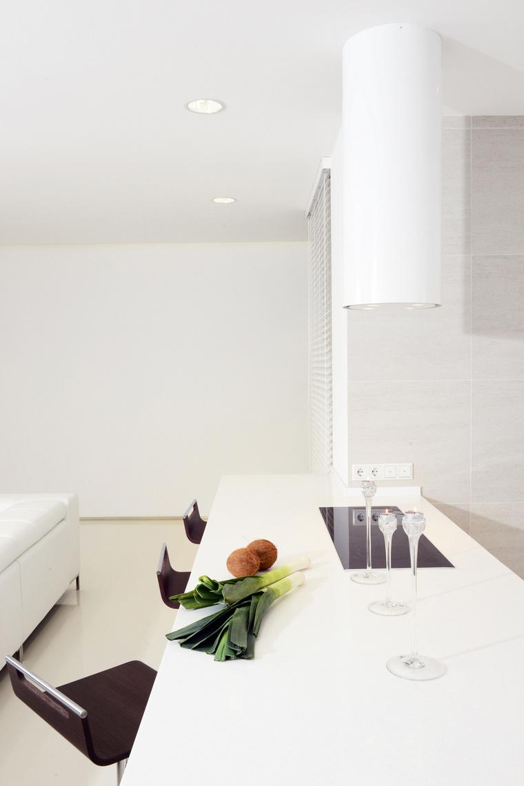 Фото № 40498 кухня  Квартира
