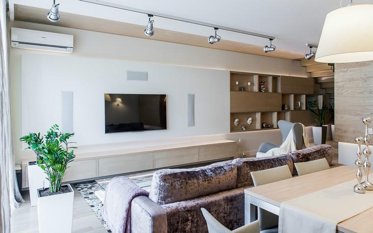 Квартира. гостиная из проекта , фото №40575