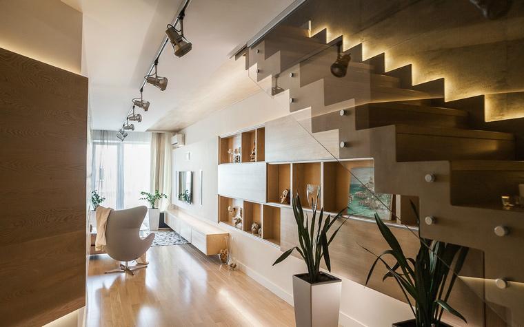 Квартира. холл из проекта , фото №40578