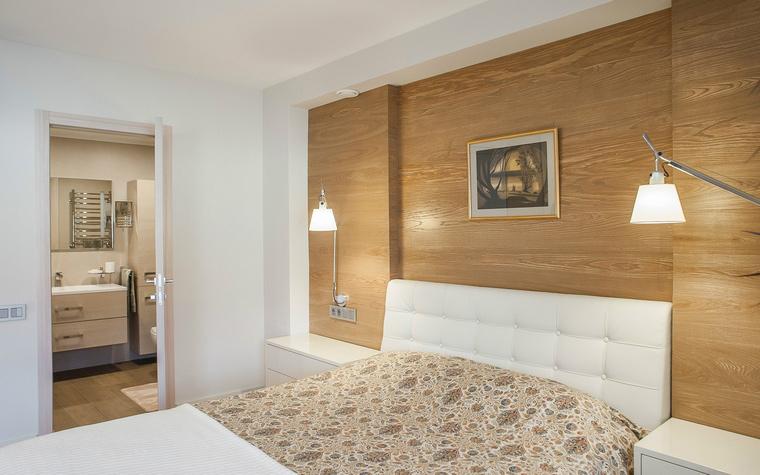 Фото № 40577 спальня  Квартира