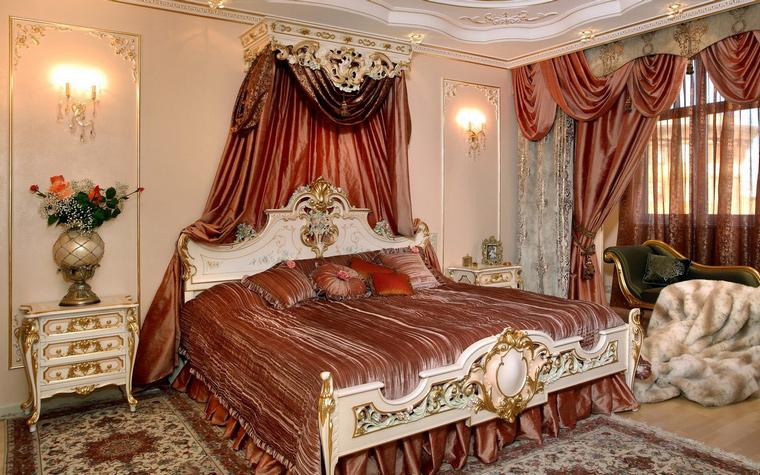 спальня - фото № 40627
