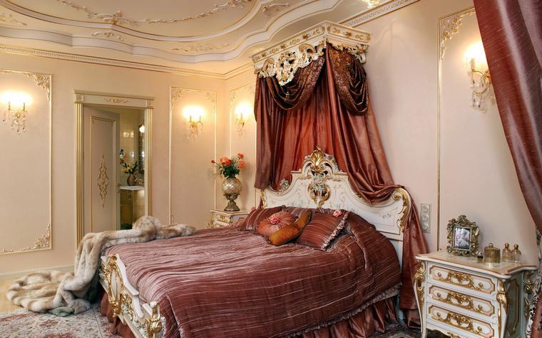 спальня - фото № 40628