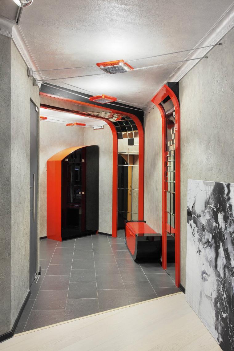 интерьер холла - фото № 40639