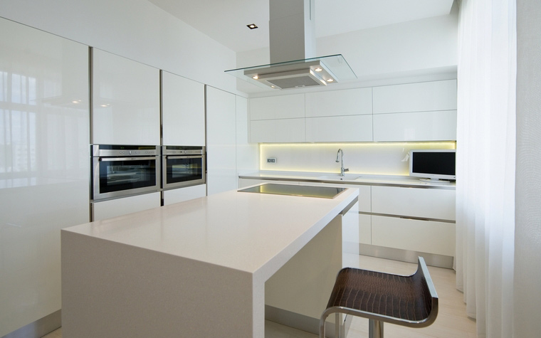 интерьер кухни - фото № 40649