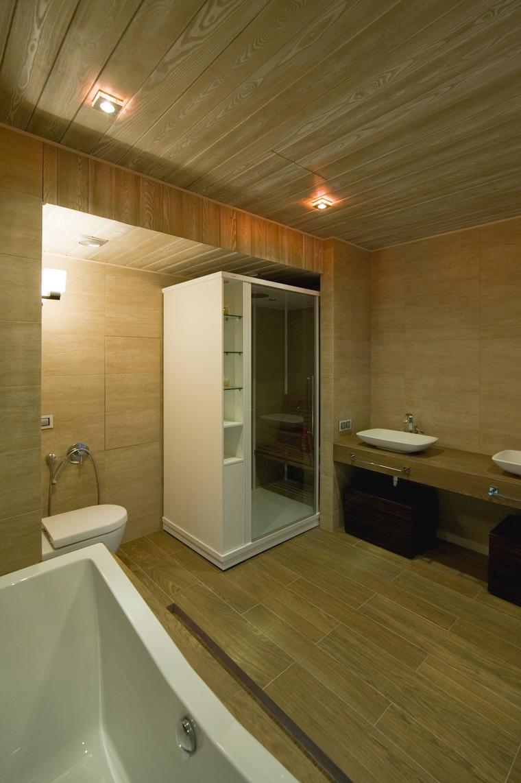 интерьер ванной - фото № 40655