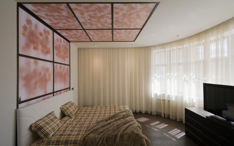 интерьер спальни - фото № 40657