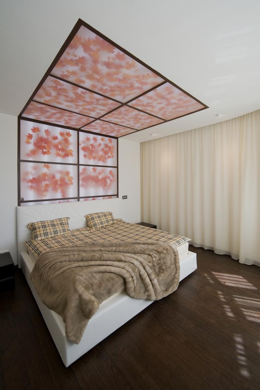интерьер спальни - фото № 40658
