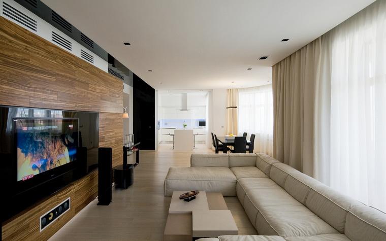 Фото № 40643 гостиная  Квартира
