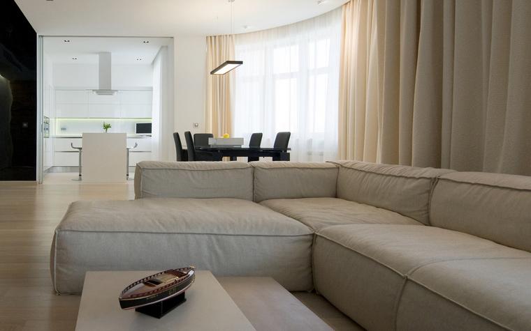 Фото № 40645 гостиная  Квартира