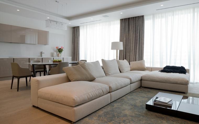 интерьер гостиной - фото № 40731