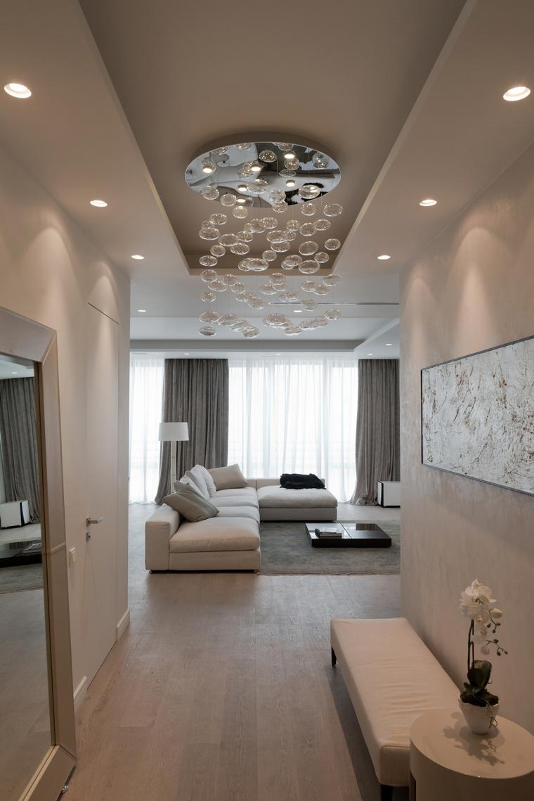 интерьер гостиной - фото № 40732