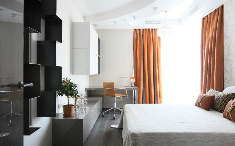 интерьер спальни - фото № 40864