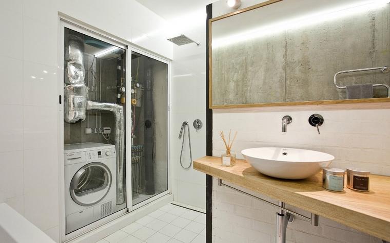 Квартира. ванная из проекта , фото №40920