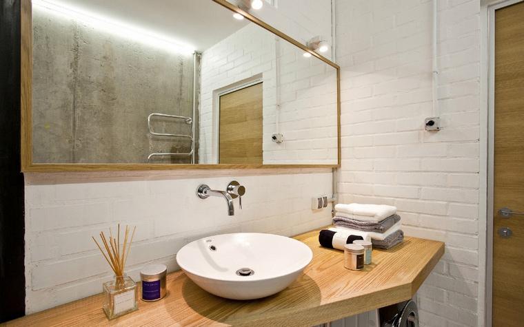 Квартира. ванная из проекта , фото №40922