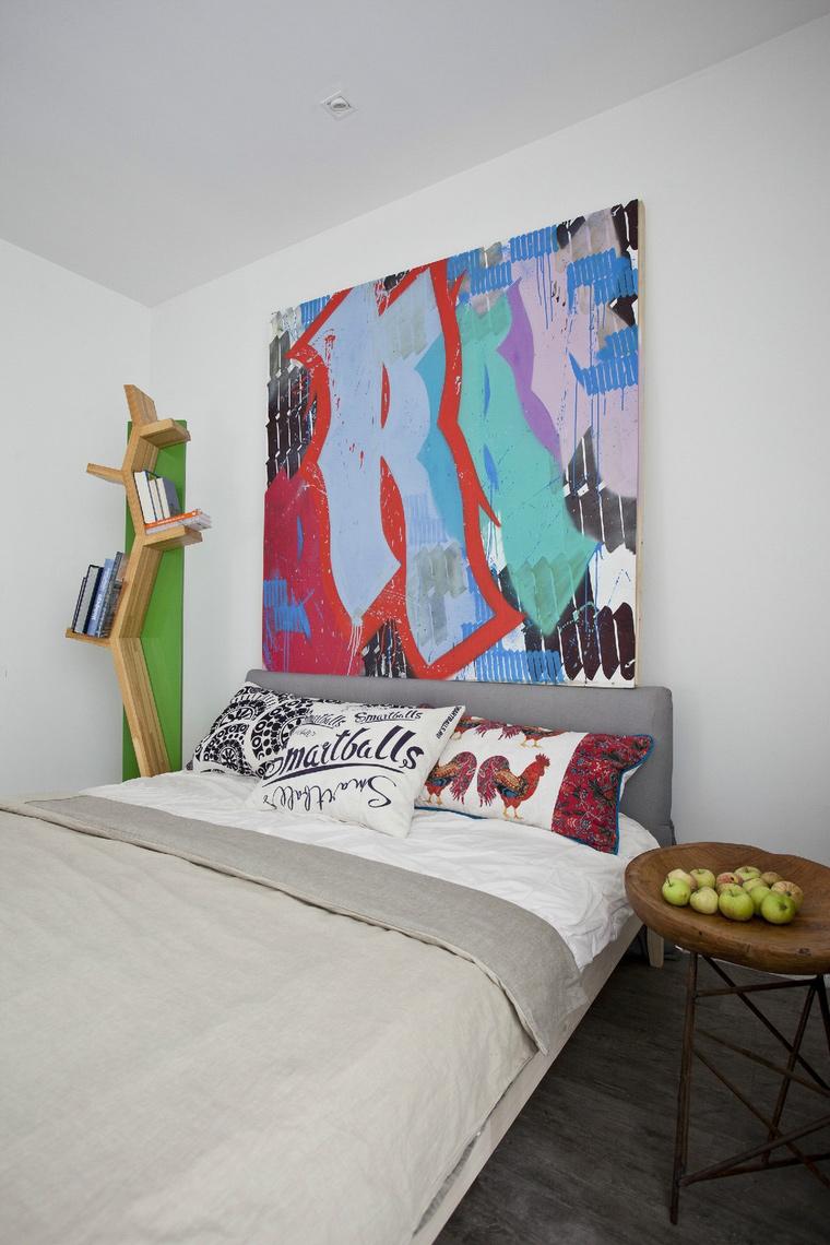 Фото № 40916 спальня  Квартира