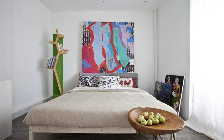 Фото № 40917 спальня  Квартира
