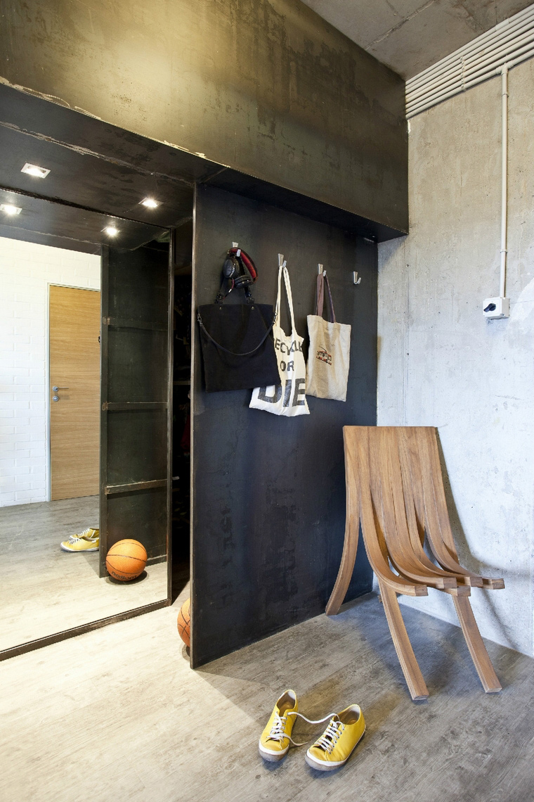 Квартира. холл из проекта , фото №40925