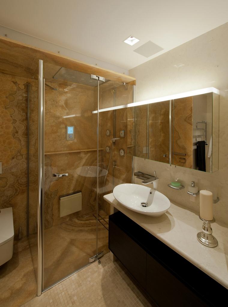 интерьер ванной - фото № 40976