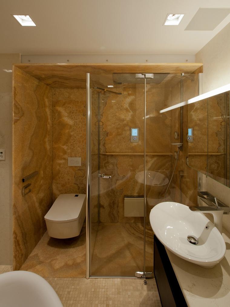 интерьер ванной - фото № 40977