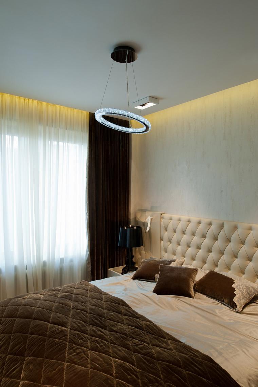 интерьер спальни - фото № 40972