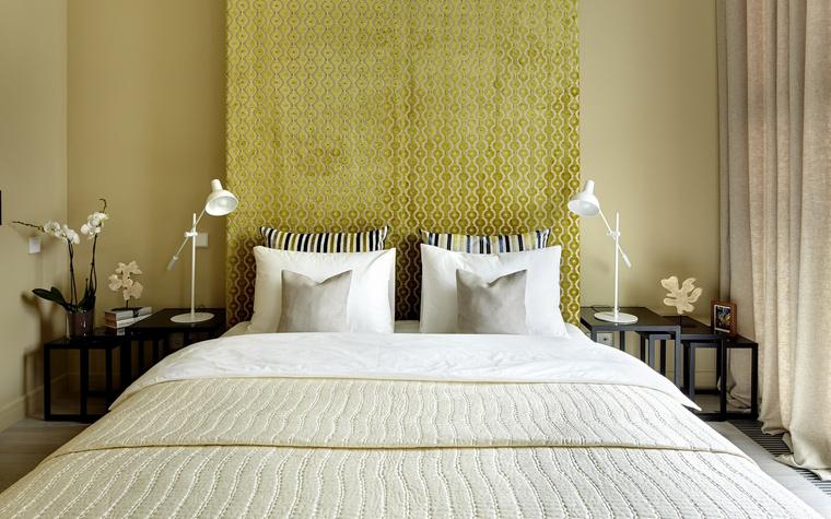 интерьер спальни - фото № 41001
