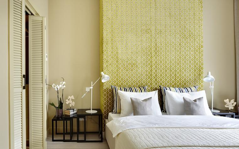 интерьер спальни - фото № 41002