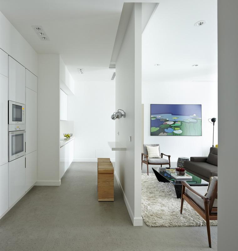 Квартира. кухня из проекта , фото №41000