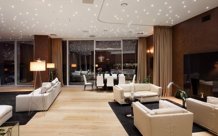 Фото № 41017 гостиная  Квартира
