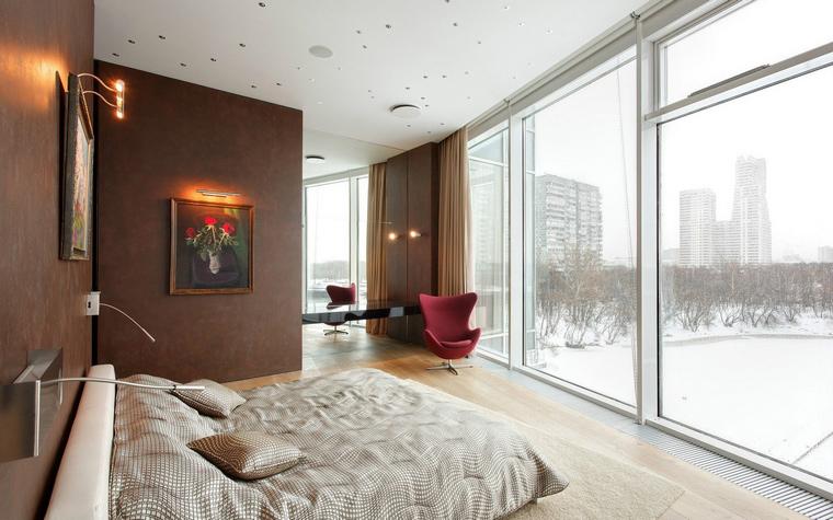 спальня - фото № 41031