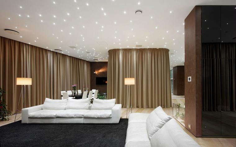 Фото № 41024 гостиная  Квартира