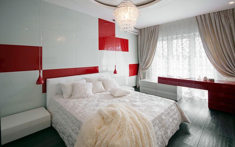 интерьер спальни - фото № 41219