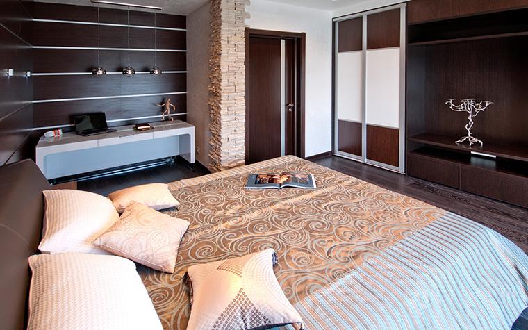 интерьер спальни - фото № 41222