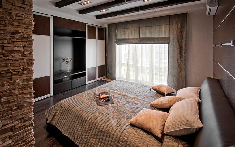 интерьер спальни - фото № 41223