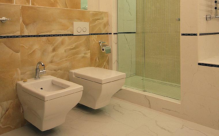 интерьер ванной - фото № 41234
