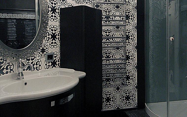 интерьер ванной - фото № 41235
