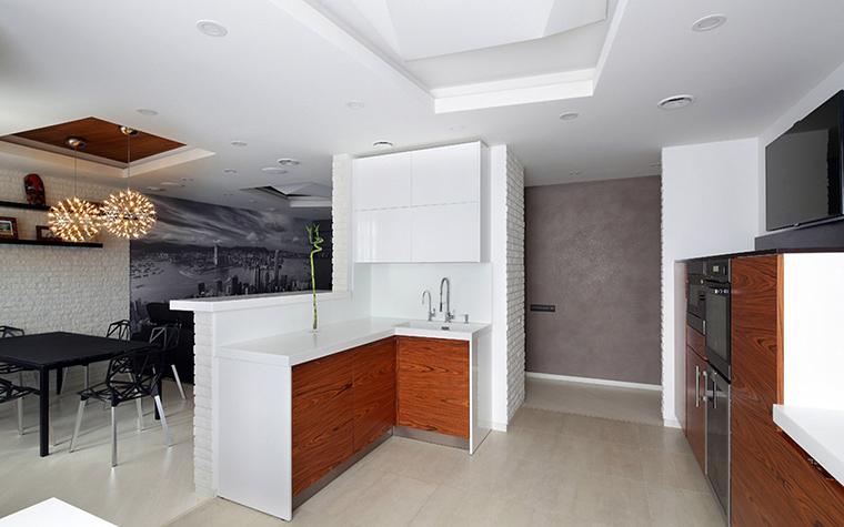 интерьер кухни - фото № 41251