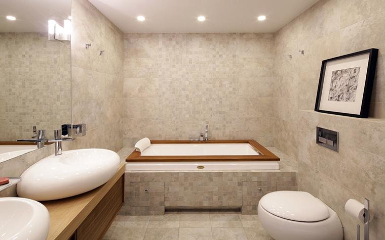 интерьер ванной - фото № 41245