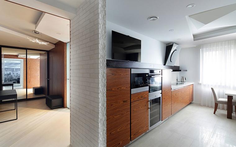 интерьер кухни - фото № 41249