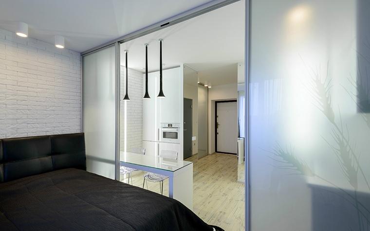 интерьер спальни - фото № 41269