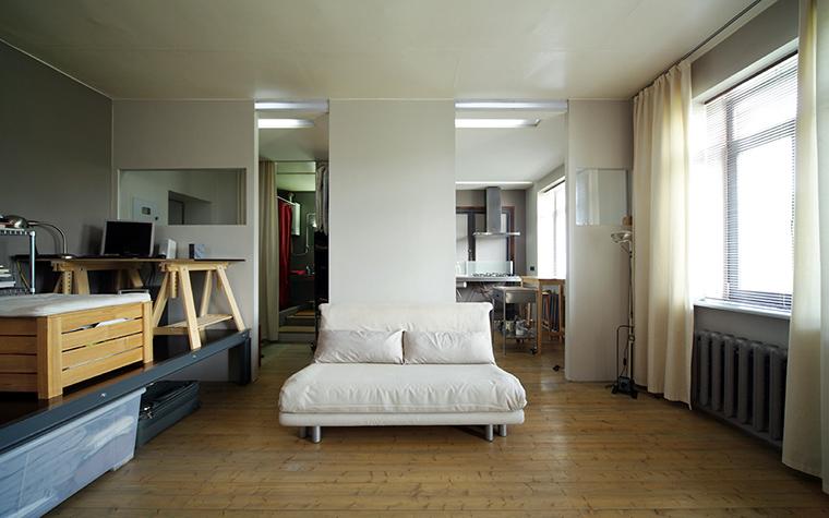 Фото № 41275 гостиная  Квартира