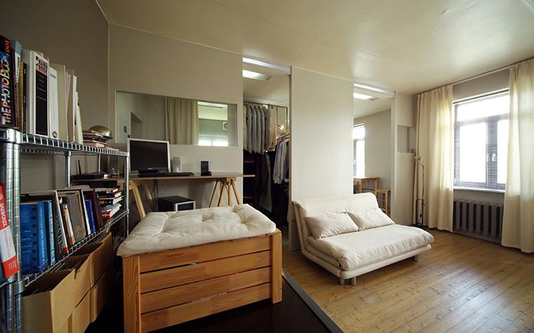 Фото № 41276 гостиная  Квартира