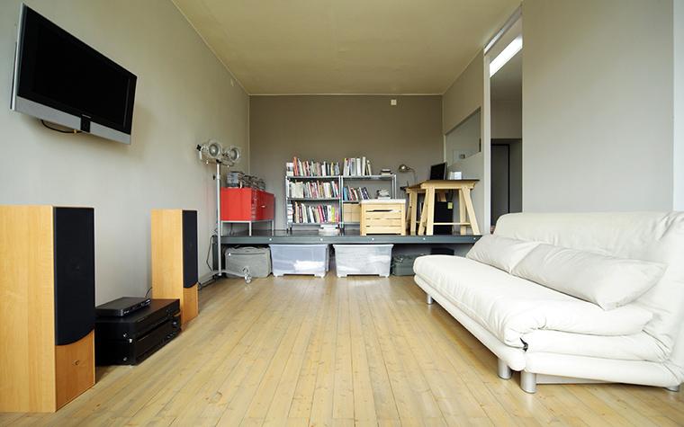 Фото № 41278 гостиная  Квартира