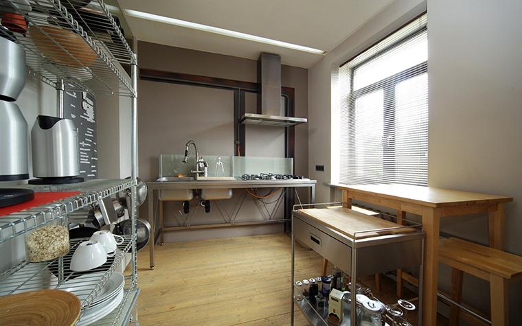 Фото № 41279 кухня  Квартира