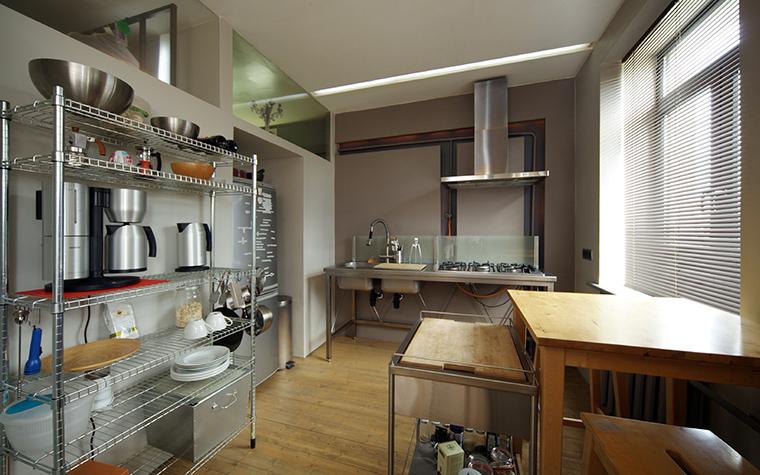 Фото № 41280 кухня  Квартира