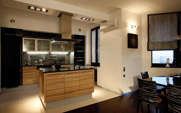 Фото № 41287 кухня  Квартира