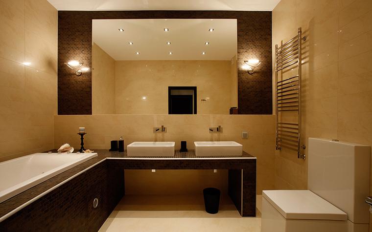 Фото № 41284 ванная  Квартира